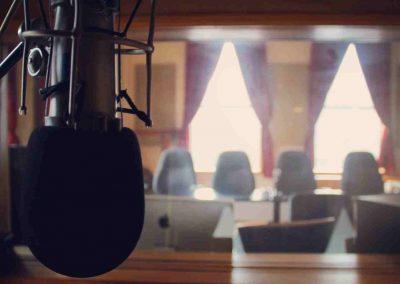 SOUND BOOTH   STUDIO B